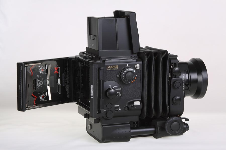 appareil photo fuji polaroid