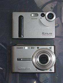 appareil photo numériques