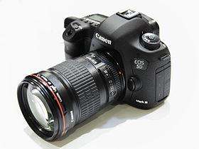 appareil photo plein format canon