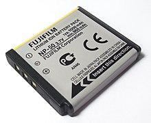 batterie pour appareil photo sony