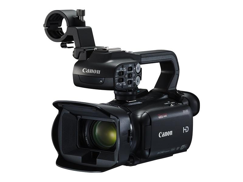 camescope 4k canon