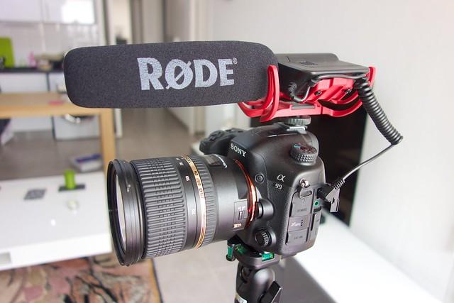 micro rode videomic