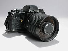 objectif 600 mm