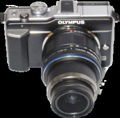 olympus objectif