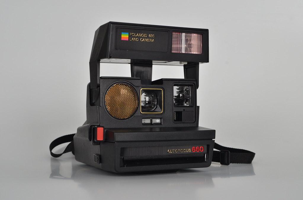 polaroid film 600
