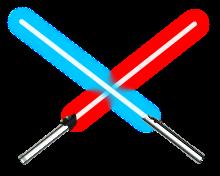 couleur sabre laser