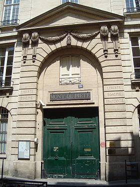 banque de france statut juridique