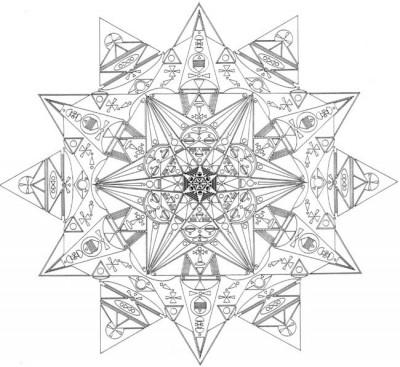 image à colorier fleur