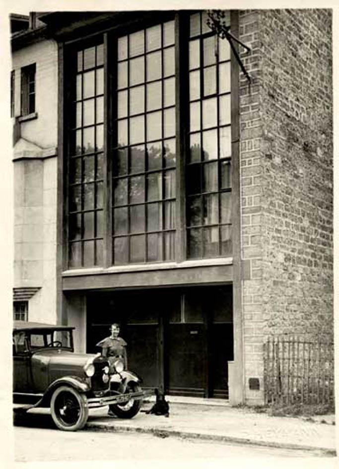 musée boulogne billancourt années 30
