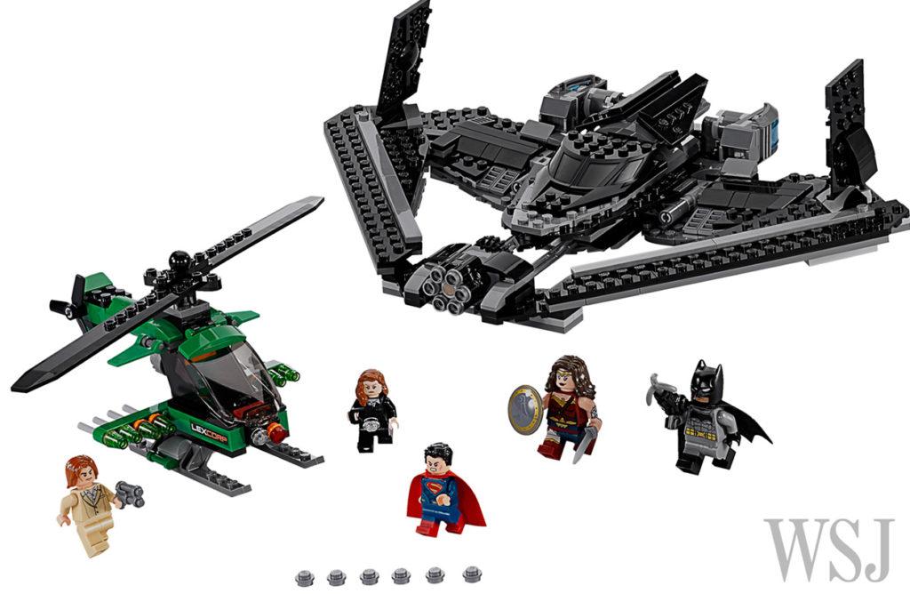 lego batman 3 personnages