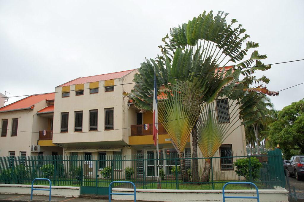 mairie de fort de france