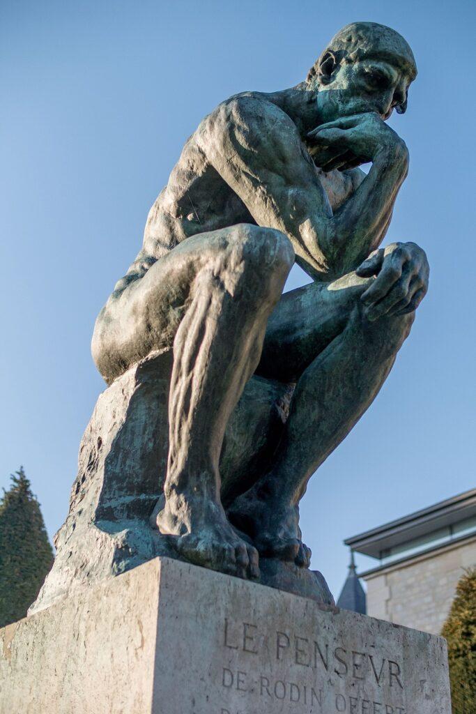 statue rodin